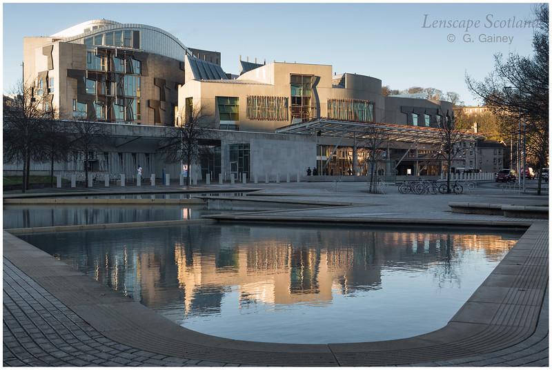 Scottish Parliament buildings, Holyrood (3)