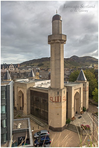 Central Mosque, Potterrow