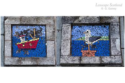 Auchinleck Court mosaics