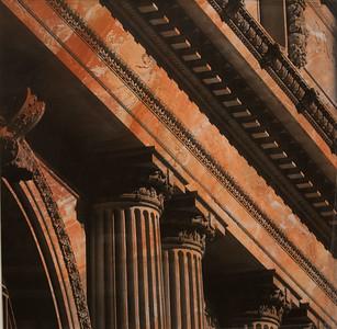 """Grand Central Terminal, Print, 20""""x20"""", John Maggiotto"""