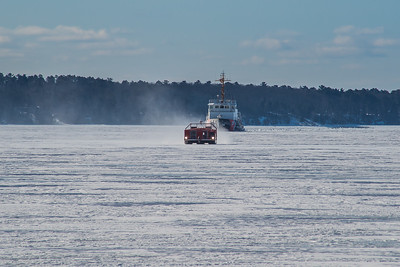 Wind Sled and Ice Breaker