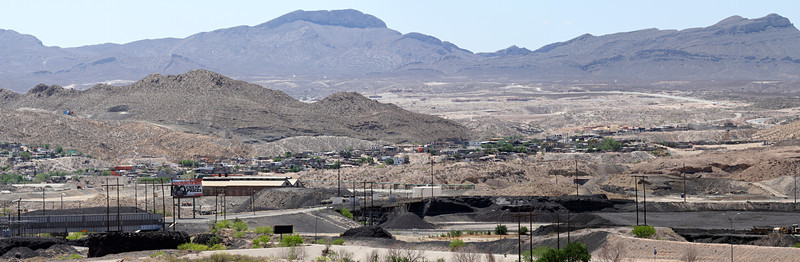 Asarco, after the stacks have fallen.  April 13, 2013