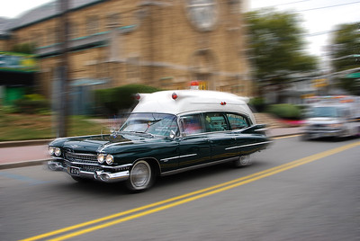 1959 Eureka Hi-Boy Ambulance - Restored