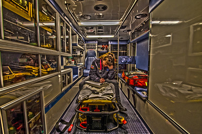 Stanhope Ambulance Corps - Stanhope, New Jersey