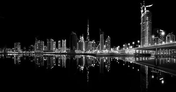 Monochrome Dubai