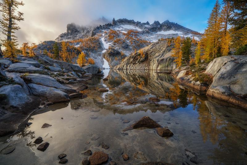 Enchantment Lakes Tidelands