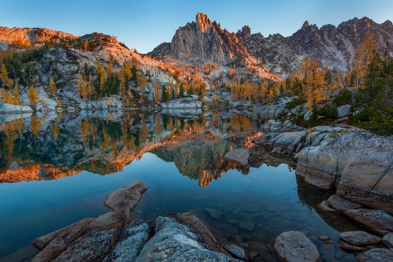 Leprechaun Lake Sunrise
