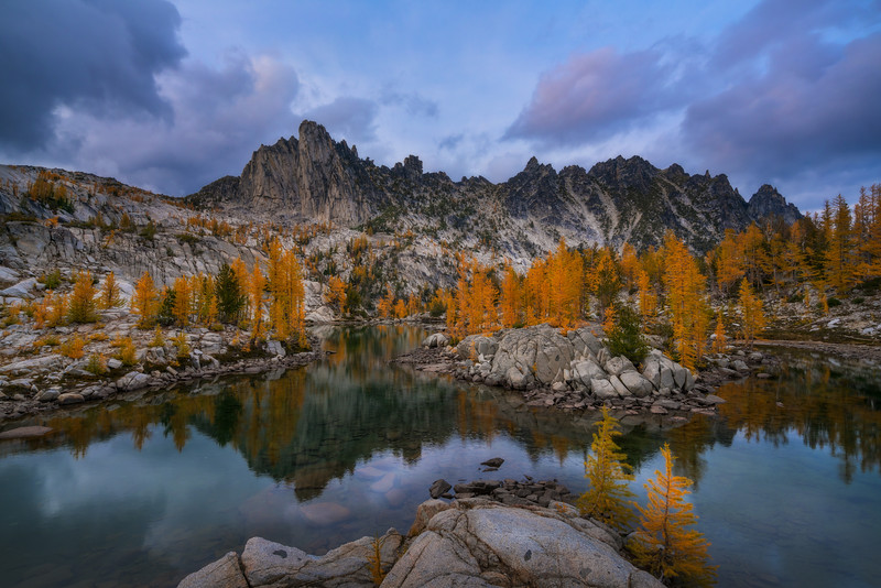 Remembering Autumn at Enchantments