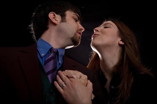 Dan and Johanna