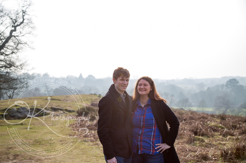 Bradgate park -engagment shoot-Sarah and Liam-By Okphotography-163455