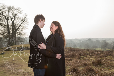 Bradgate park -engagment shoot-Sarah and Liam-By Okphotography-163654