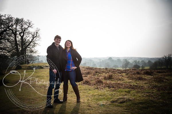 Bradgate park -engagment shoot-Sarah and Liam-By Okphotography-163514