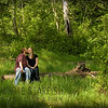 Liz and Rob's Engagement Photos, Bachelor Gulch, Beaver Creek, Colorado.