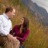 Grayson and Bryan's Engagement Photos at Piney Lake, Colorado.