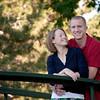 Allison and Taylor's Engagement Photos, Washington Park, Denver.