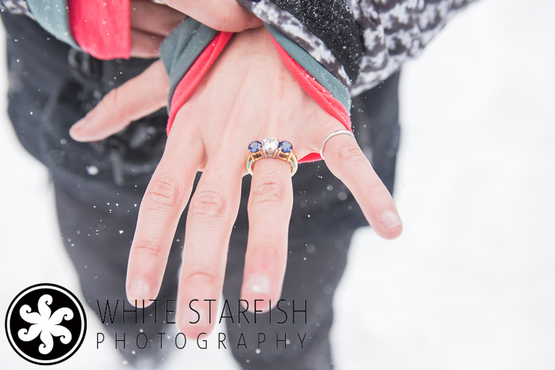 Vail Engagement Photos