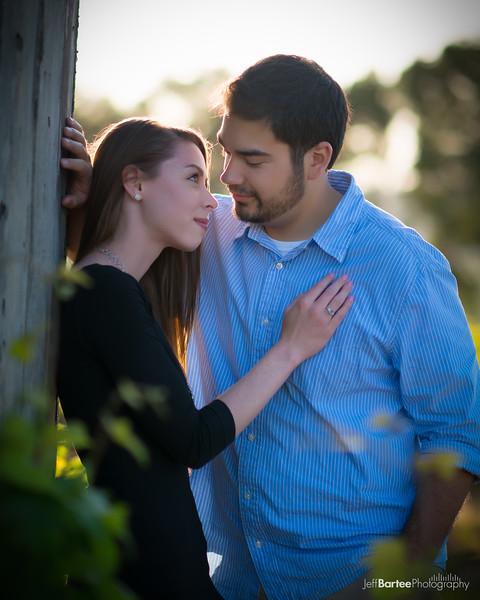 Derek and Leslie