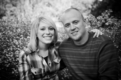 Erin and Zach