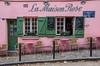 La Maison Rose in Monmatre