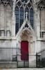 Side door at Notre Dame