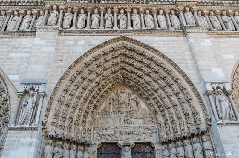 Door of Notre Dame