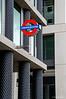 New development behind Kings Cross station, London