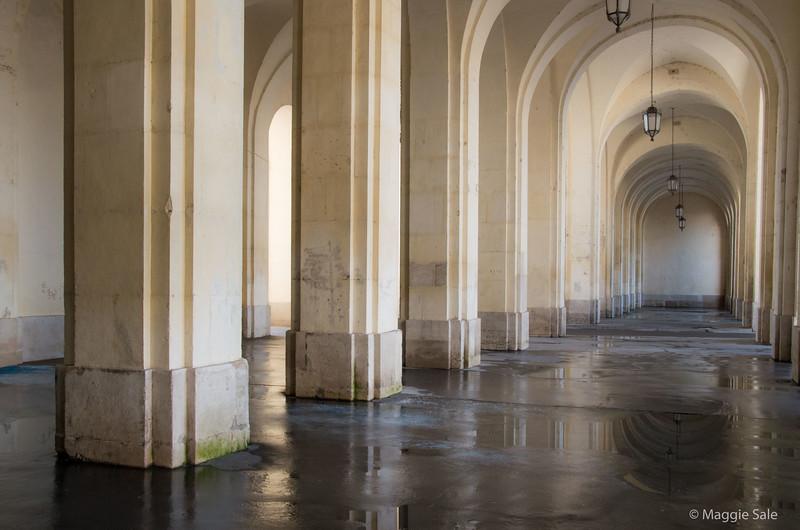 Arches in Nancy
