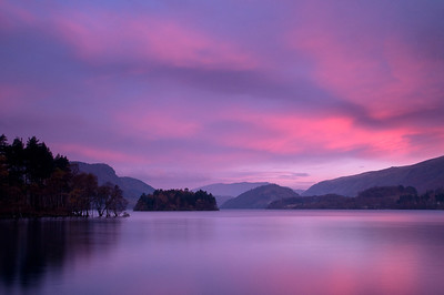 Dawn, Thirlmere