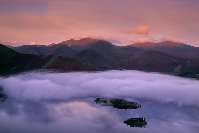 Derwent Water, Dawn