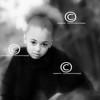 Black and white Soft blur enhancement