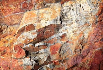 Acadia Rock Study No 12