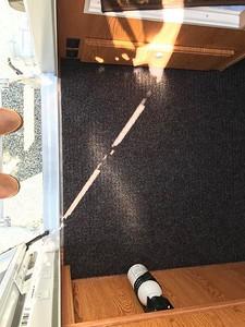 Marine grade carpet
