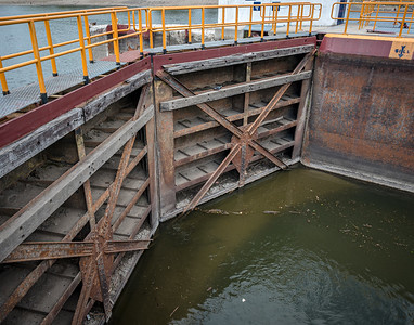 Erie Canal Lock 8 #5