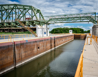 Erie Canal Lock 8 #3