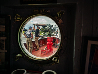 Fireboat Maintenance #1