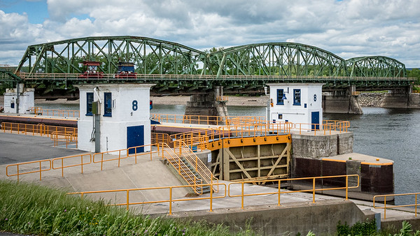 Erie Canal Lock 8 #1
