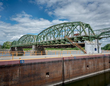 Erie Canal Lock 8 #4