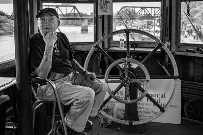 Fireboat Captain