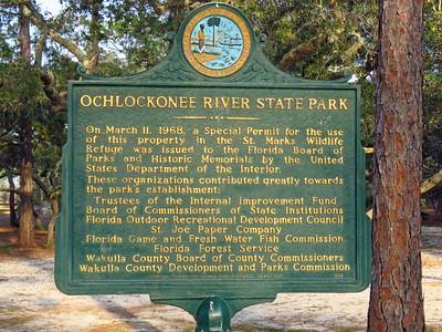 Ochlockonee River State Park (2)