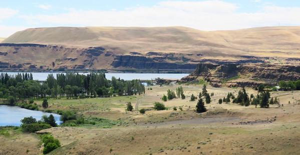 OTW to Wheeler Co  RV Park, Fossil, OR (6)