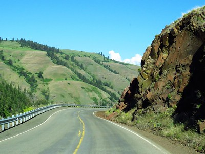 OTW to Palouse RV Park, WA (2)