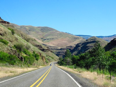 OTW to Palouse RV Park, WA (4)