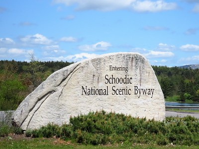 Schoodic National Scenic Byway, Maine (1)