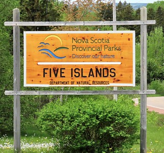 Five Islands PP, Nova Scotia (1)