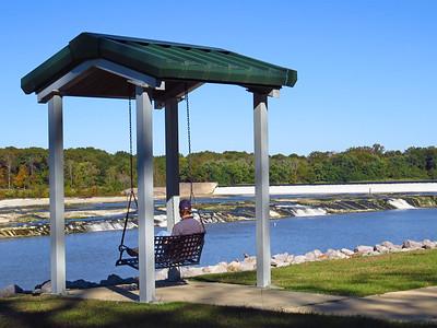 Spillway Falls Park, Demopolis, Alabama (1)