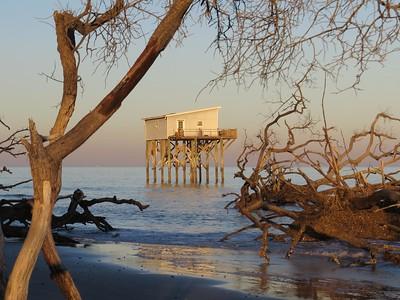 Hunting Island State Park, SC (14) Beach Trail