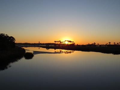 Hunting Island State Park, SC (18) Sunset