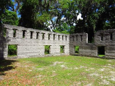 McIntosh Tabby Ruins, St  Marys, Georgia (4)