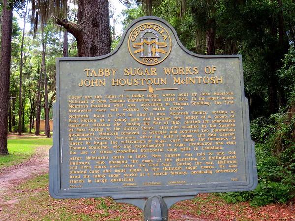 McIntosh Tabby Ruins, St  Marys, Georgia (2)