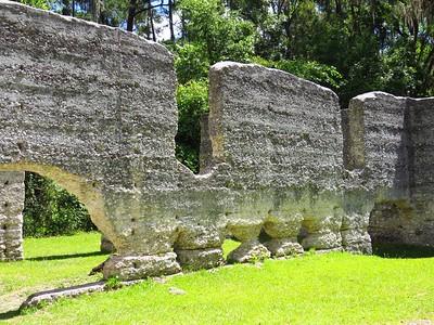 McIntosh Tabby Ruins, St  Marys, Georgia (5)